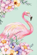 Load image into Gallery viewer, Nice Pink Unicorn Diamond Painting
