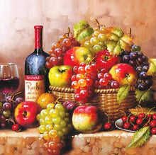Load image into Gallery viewer, Beautiful Sweet Fruits Painting Kit