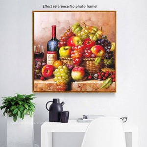 Beautiful Sweet Fruits Painting Kit
