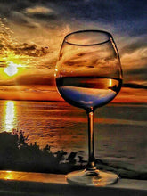 Load image into Gallery viewer, Beautiful Sunsets & Glass Bottle