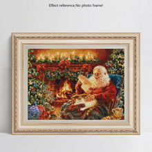 Load image into Gallery viewer, Old man Christmas Memories Diamond Painting