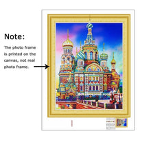 Load image into Gallery viewer, Special Different Shaped Diamond Art Kit