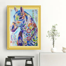 Load image into Gallery viewer, Special Colorful Horse Diamond Painting