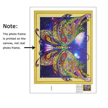 Load image into Gallery viewer, Stunning Butterfly Special Diamond Art