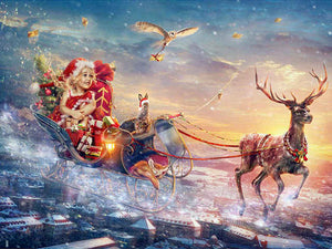 Different Christmas Diamond Painting Collection