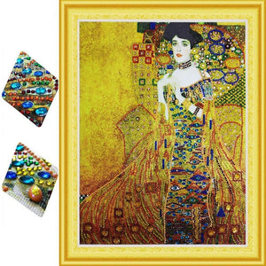 Gustav Klimt Diamond Painting