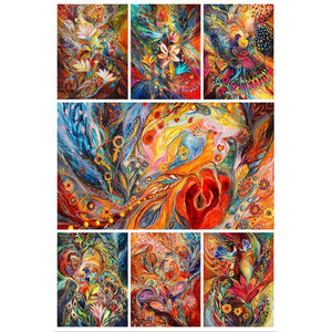 Colorful Attractive Artistic Diamond Painting Kit