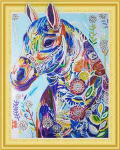 Special Different Animals Shaped Diamond Painting Collection