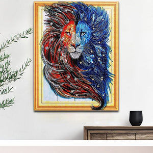 Different Animals Special Diamond Painting Collection
