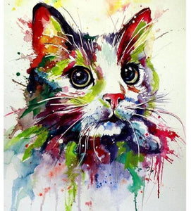 Cute Kitten Cat Diamond Painting Kit