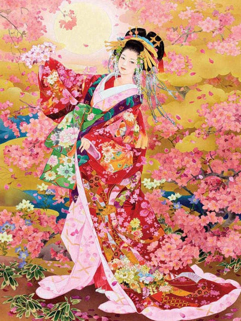 Fabulous Japanese Diamond Painting Kits