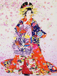asian diamond painting