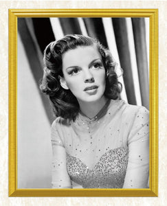 Portrait of Judy Garland - Diamond Art