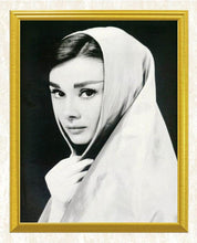 Load image into Gallery viewer, Portrait of Audrey Hepburn