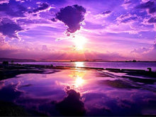 Load image into Gallery viewer, Astounding Sunset - Diamond Art Kit