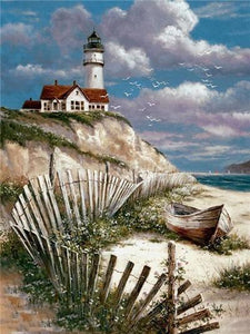 Lighthouse Diamond Painting