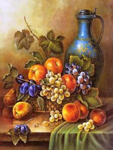 Fruits Art Diamond Painting