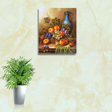 Load image into Gallery viewer, Fruits Amazing Still Life Painting