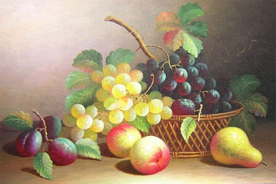 Fruit Basket Diamond Painting Kit