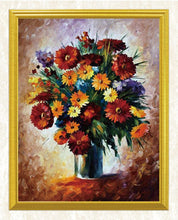 Load image into Gallery viewer, Flowers Bunch DIY Diamond Art