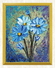 Load image into Gallery viewer, Flower Diamond Art Kit