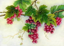 Load image into Gallery viewer, Grapes Diamond Painting Kit