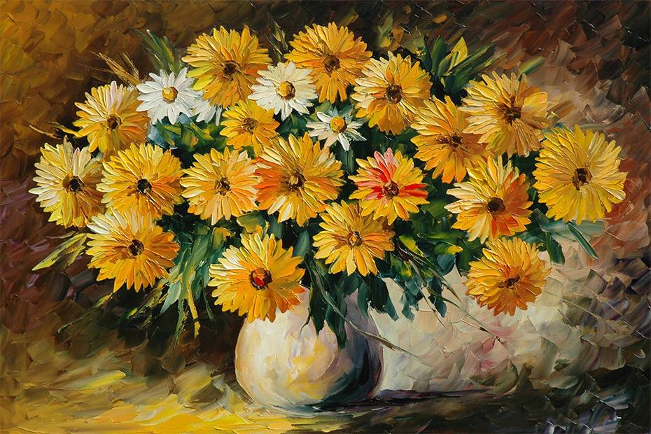 Sunflowers Diamond Painting Kit