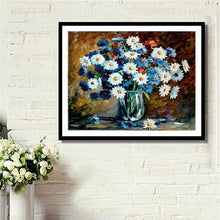 Load image into Gallery viewer, Flowers in a Glass Vase Painting Kit