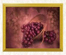 Load image into Gallery viewer, Basket full of Red Grapes