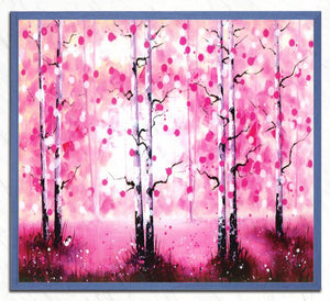 Stunning Trees Diamond Painting Kit