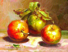 Load image into Gallery viewer, Apples Diamond Painting Kit