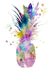 Pineapple DIY Diamond Painting Kit