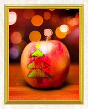 Load image into Gallery viewer, Apple & Christmas Tree