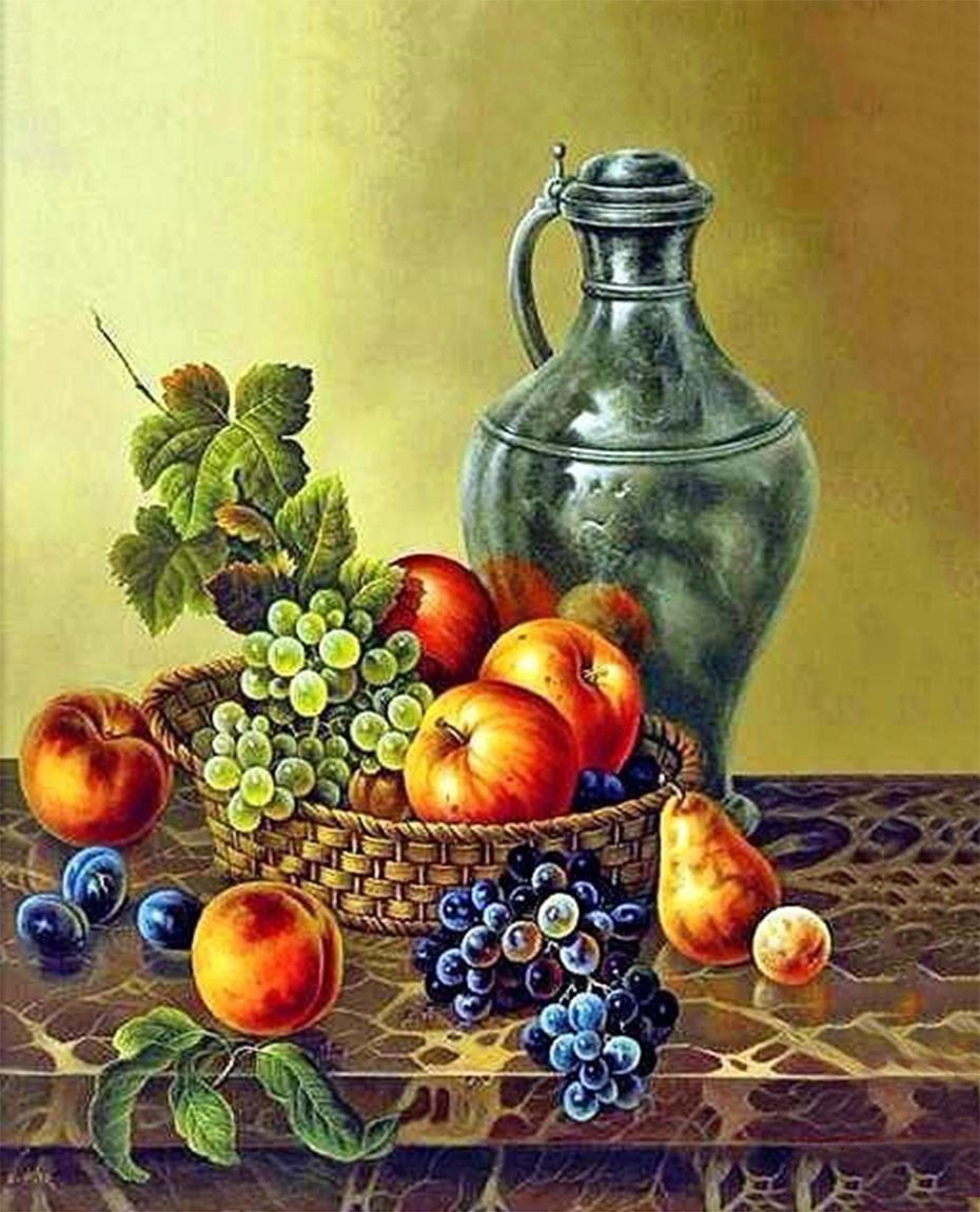 Still Life Diamond Painting