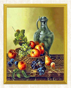Fruit Basket Diamond Painting