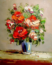Load image into Gallery viewer, Flowers 3D Diamond Painting Kit