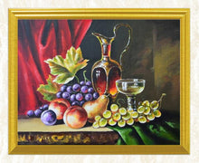 Load image into Gallery viewer, Fresh Fruits Still Life DIY Painting Kit