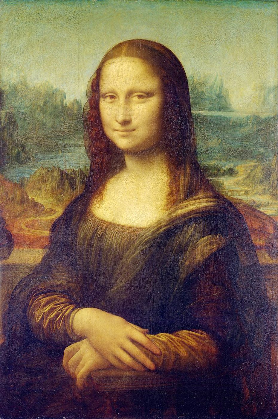 Leonardo Mona Lisa Diamond Painting