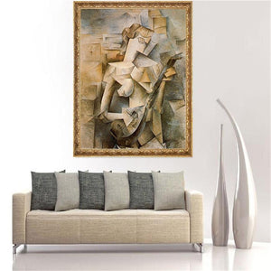 Cubism Paintings by Picasso - Diamond Art Kits