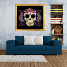 Load image into Gallery viewer, Flowers & Sugar Skulls Painting Kit