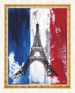 Flag of France - Diamond Art Kit