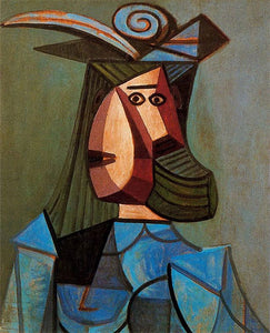 Picasso Cubism Diamond Painting