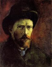 Load image into Gallery viewer, Van Gogh Portrait Diamond Painting Kit