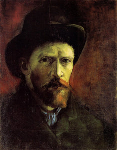Van Gogh Portrait Diamond Painting Kit