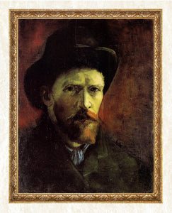 Van Gogh Portrait Diamond Art Kit
