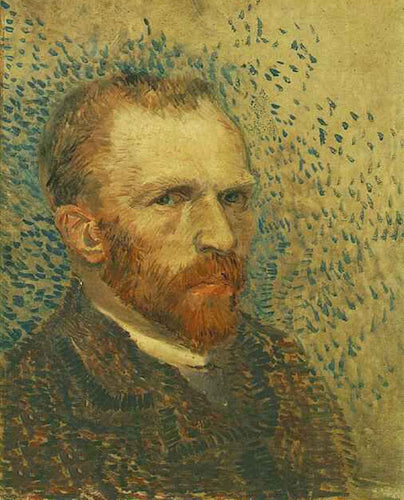 Van Gogh Portrait 3D Diamond Painting