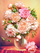 Load image into Gallery viewer, 5D Flowers Painting Kit