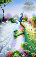 Load image into Gallery viewer, Peacocks Diamond Painting