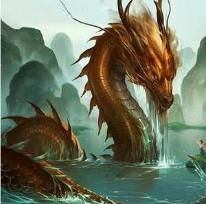 Dragons Paintings Diamond Art