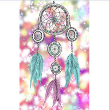 Load image into Gallery viewer, Dream Catcher Diamond Art Kits